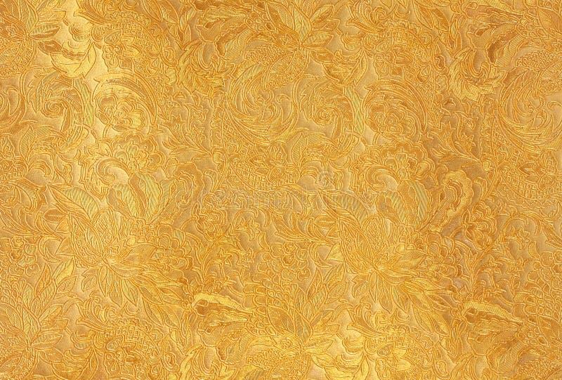 ren guld arkivbilder