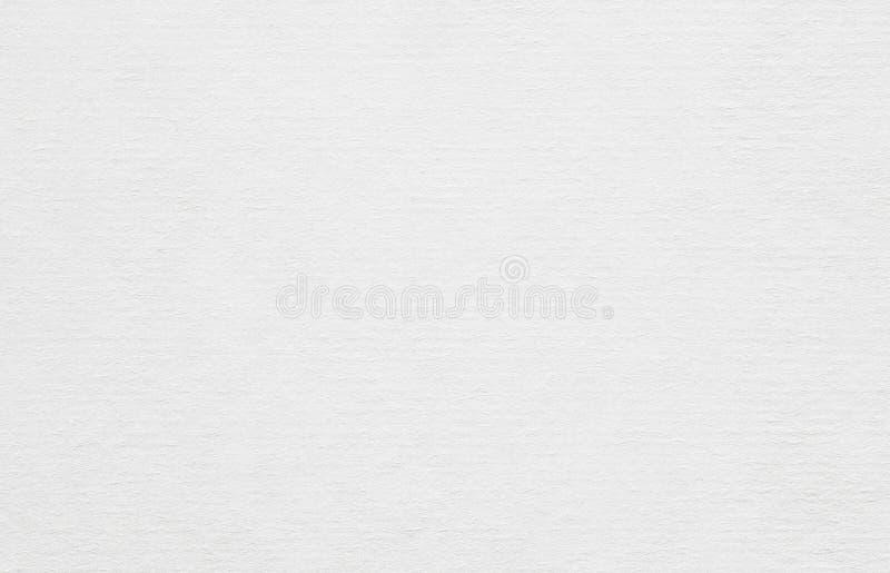 Ren horisontalåteranvänd vitboktextur eller bakgrund royaltyfria bilder