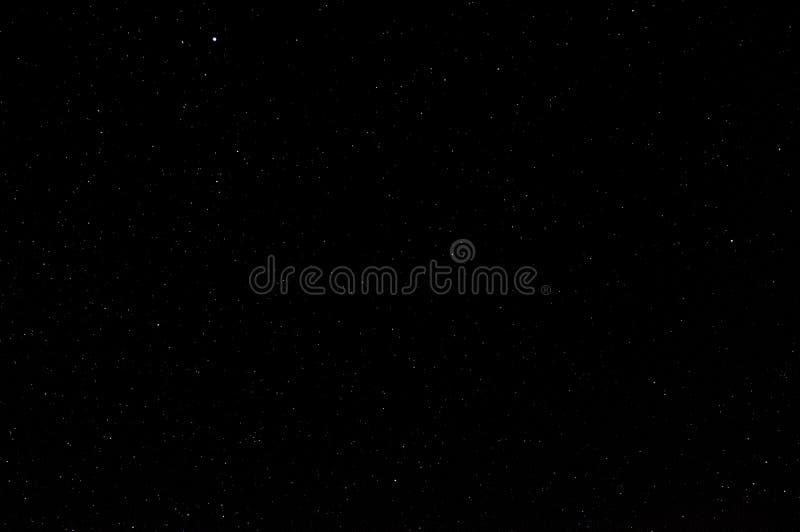 ren stjärnahimmel gillar djupt utrymme royaltyfri bild