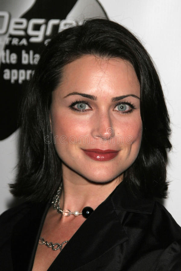 Rena Sofer Bel Air Editorial Stock Photo Image Of 111806