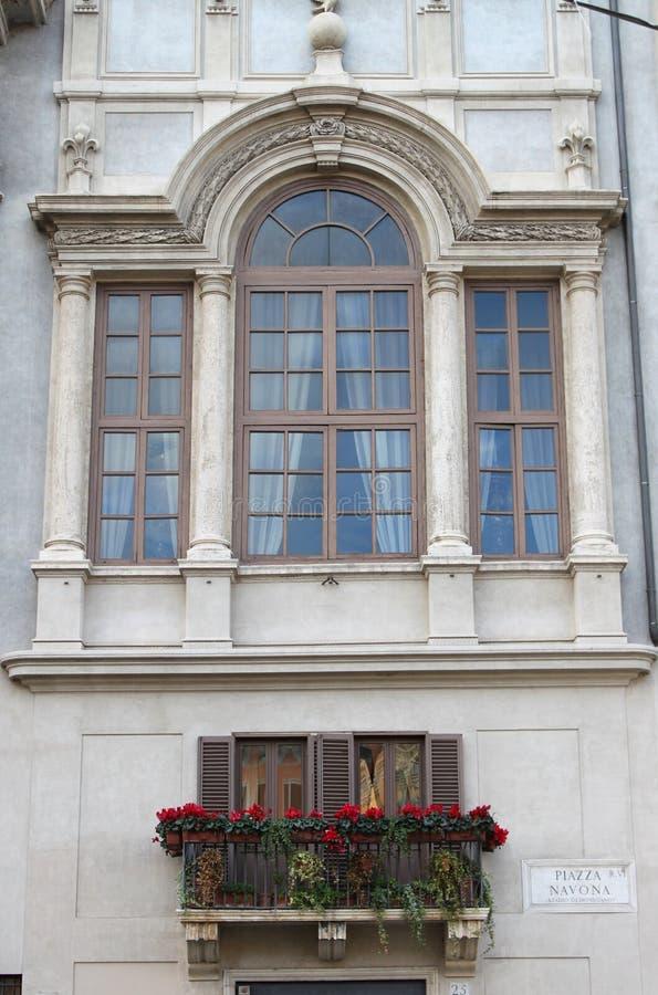 Download Renaissance balcony stock image. Image of detail, architectonic - 13416673