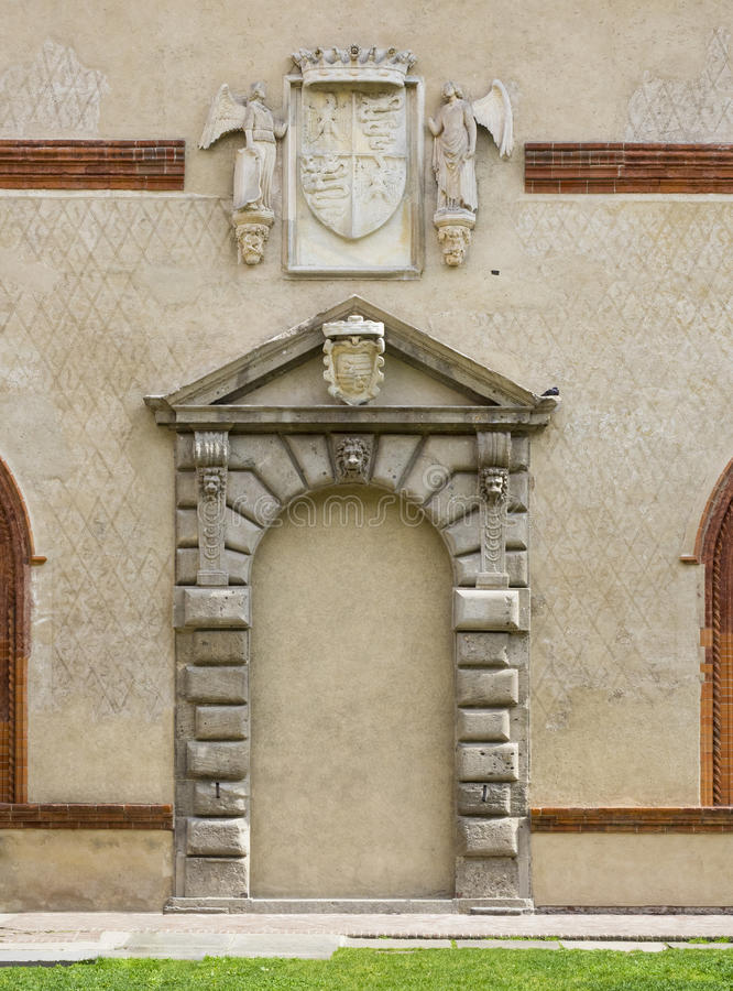 Download Renaissance Door Surround Stock Photo. Image Of Stone   94175212