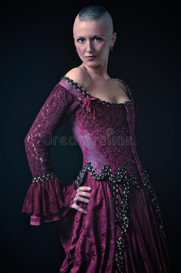 Renaissance Dress Stock Photo Image 39155802