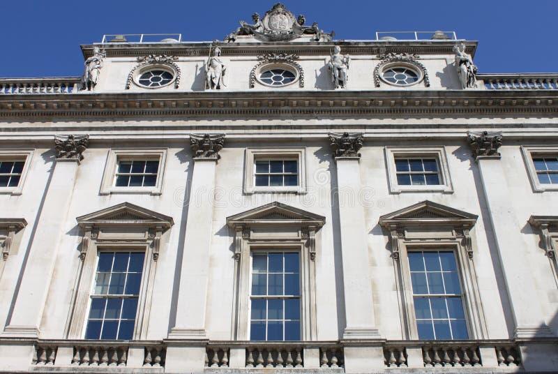 Renaissance facade royalty free stock image