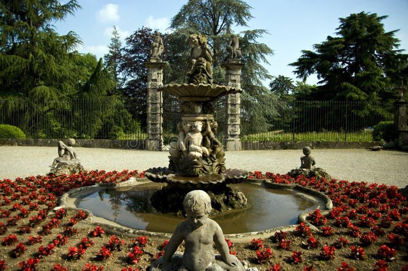 Renaissance Garden Royalty Free Stock Image