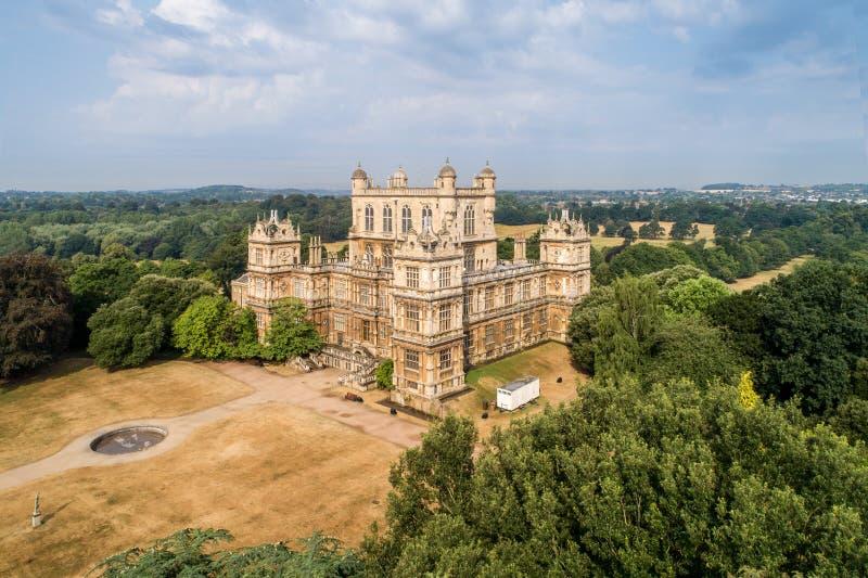 Wallaton Hall, Nottingham, England, UK royalty free stock images