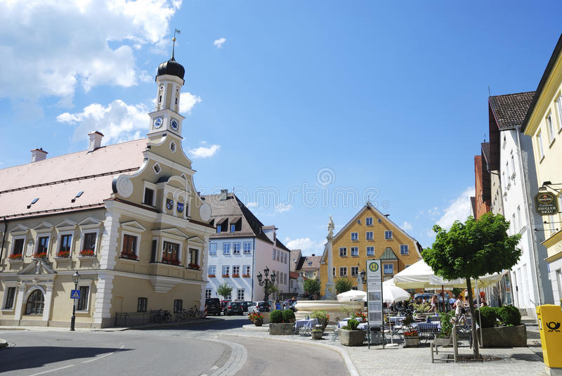 Renaissance Town Hall stock photos