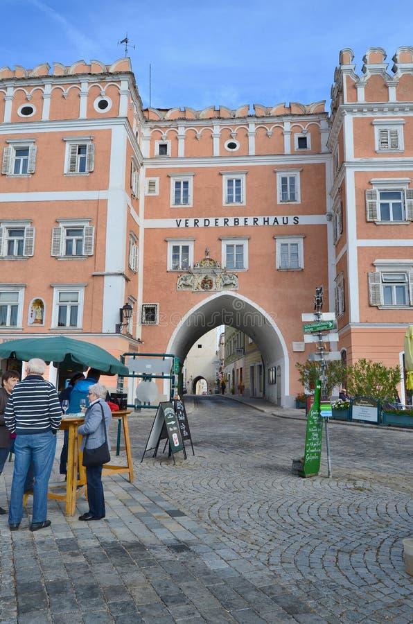 Download Renaissance Verderber House, The City Of Retz Editorial Stock Image - Image: 60985524