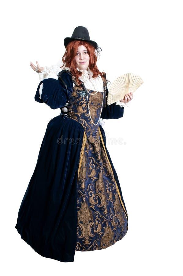 Download Renaissance Woman Royalty Free Stock Image - Image: 25068696