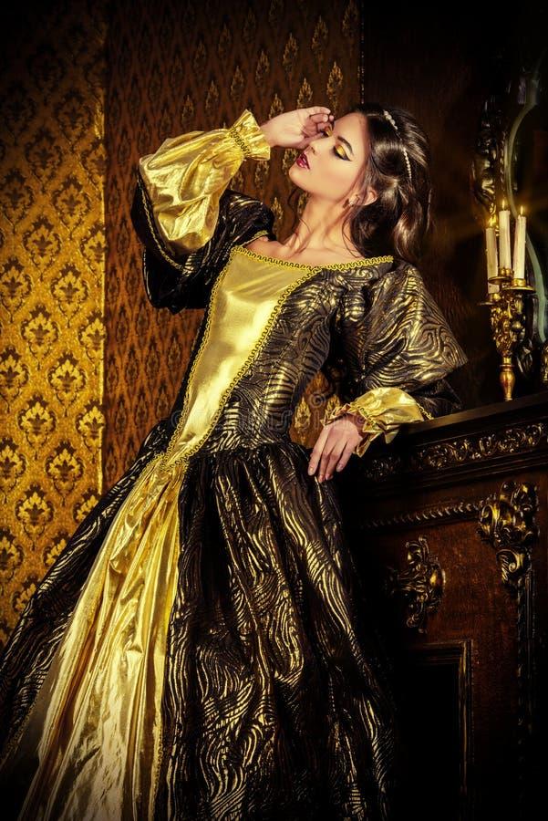 Renaissanceleeftijd royalty-vrije stock afbeelding