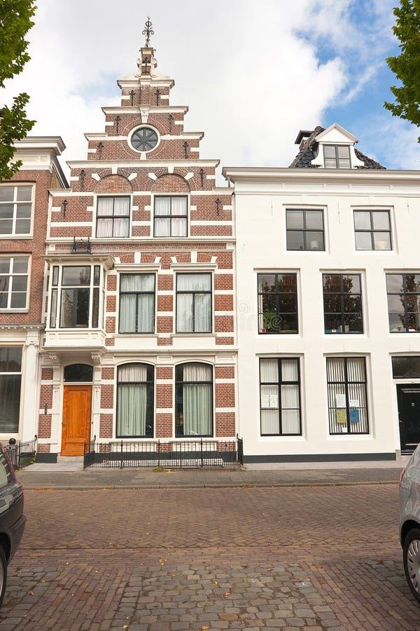 Renaissancestraat stock fotografie