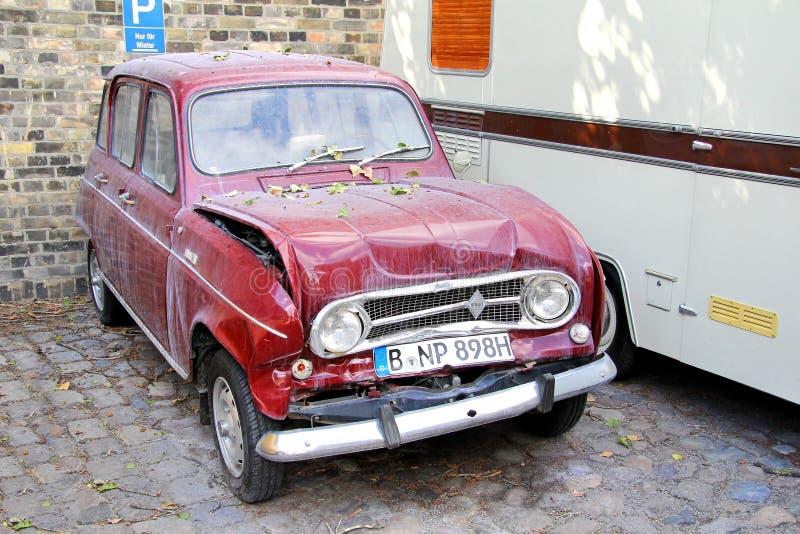 Renault 4 immagine stock