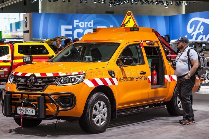 Renault Alaskan Pickup Truck imagem de stock