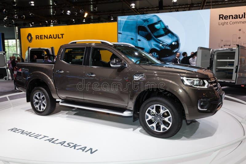 Renault Alaskan Pickup Truck fotos de stock royalty free