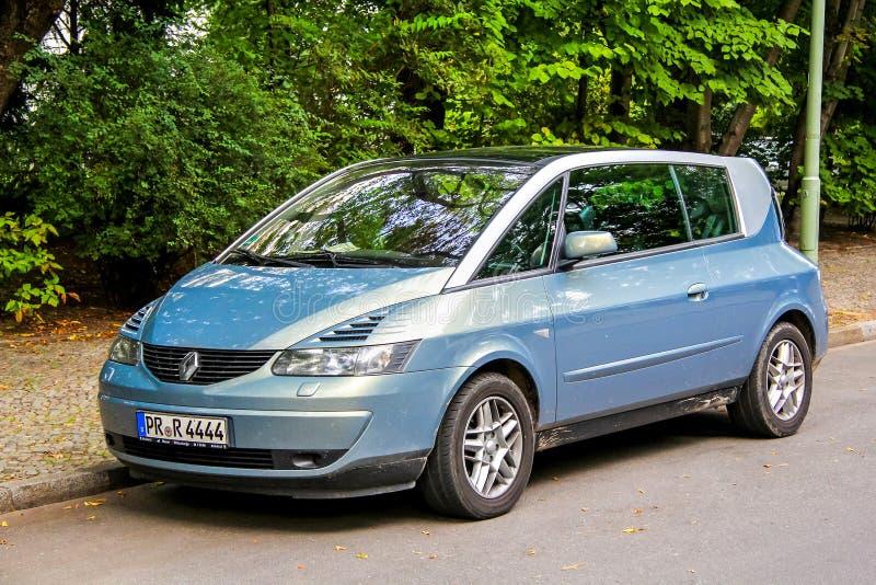 Renault Avantime στοκ εικόνες