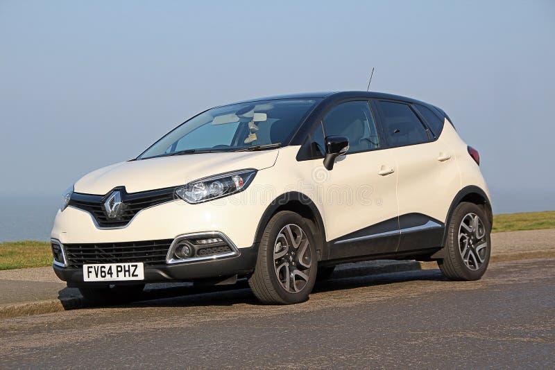Renault Captur fotografia stock libera da diritti