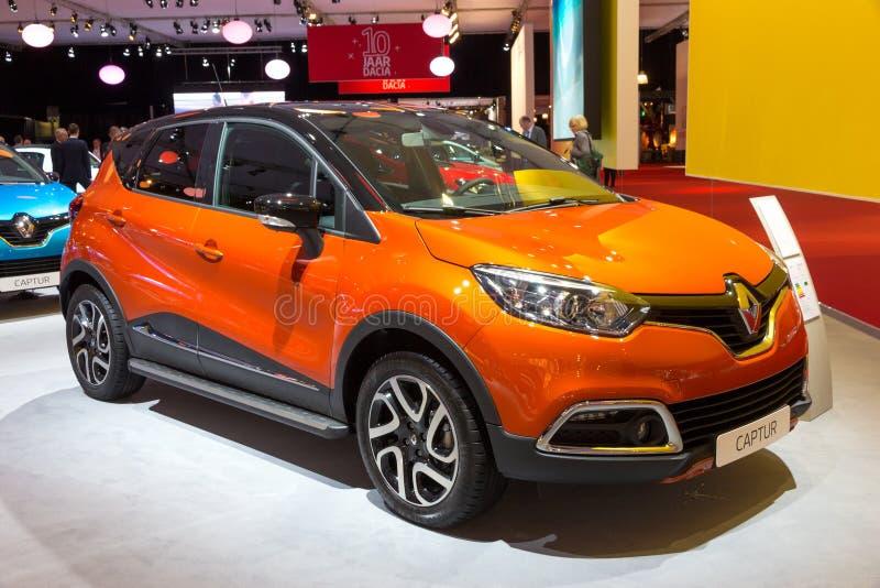 Renault Captur Xmod stock photos