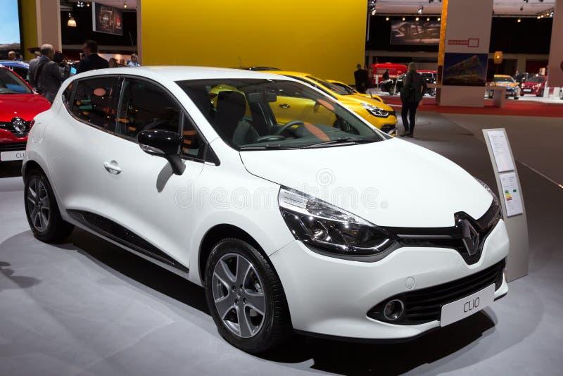 Renault Clio imagenes de archivo