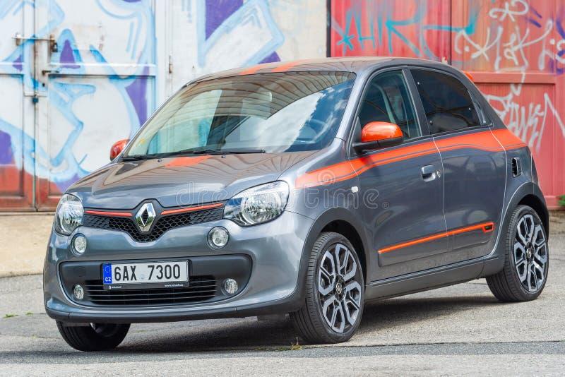 Renault clio zabawki obraz royalty free