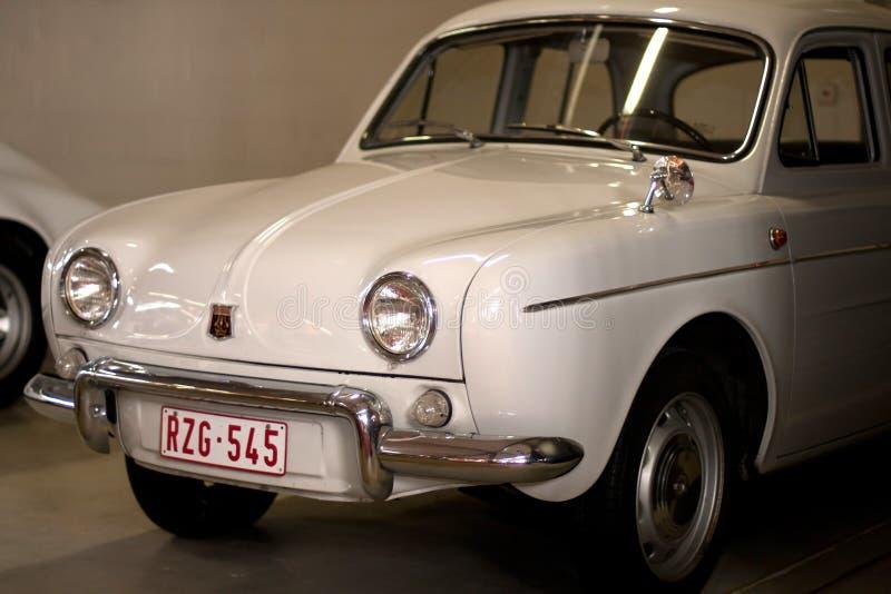 Download Renault Dauphine On Display Editorial Stock Image - Image: 22737609