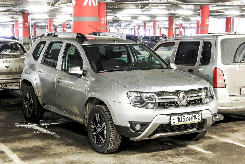 Renault Duster zdjęcia stock