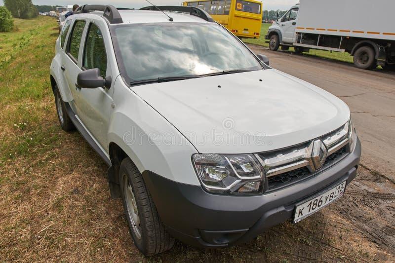Renault Duster obraz royalty free