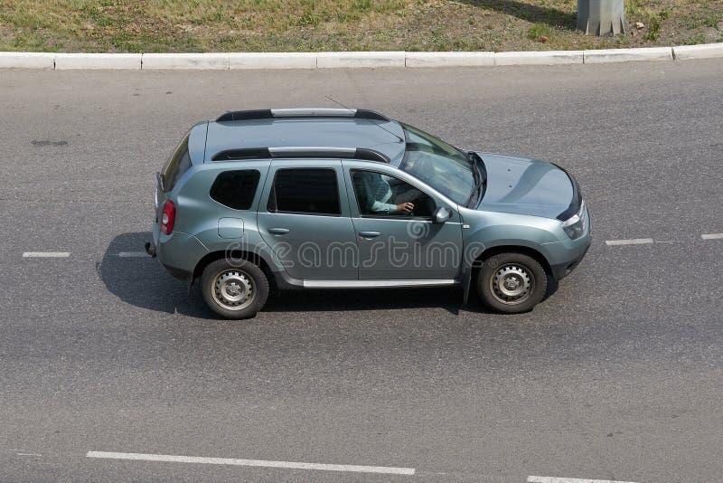Renault Duster fotografia royalty free