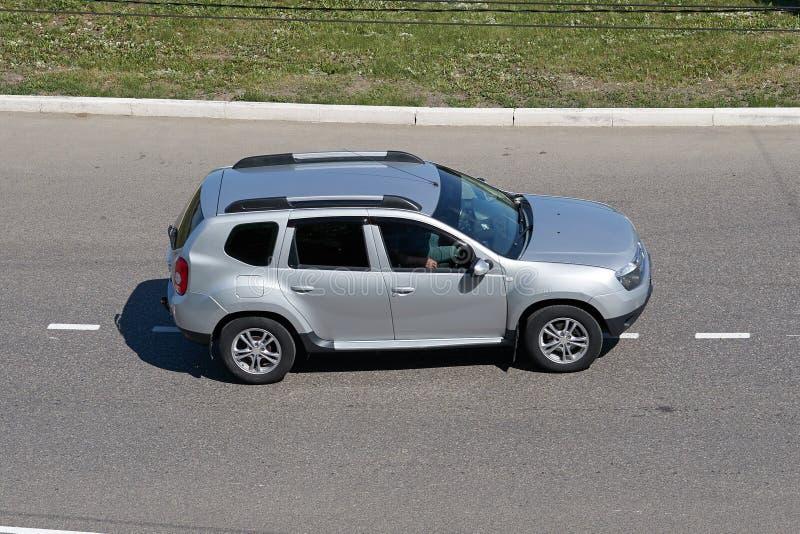 Renault Duster obrazy stock