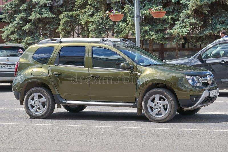 Renault Duster obraz stock