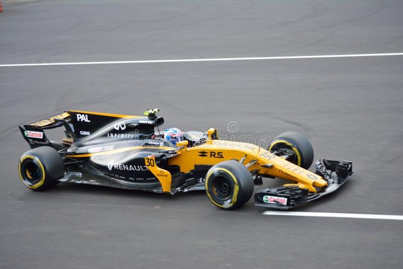 Renault F1 stock photos