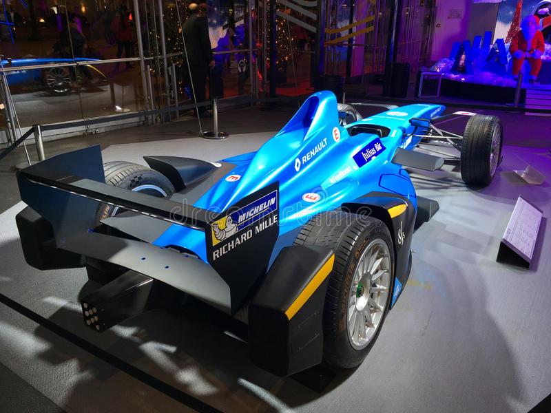 Renault-Formel 1 lizenzfreie stockfotos