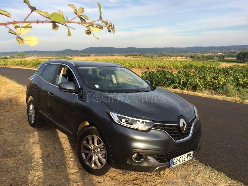 Renault Kajar fotografering för bildbyråer