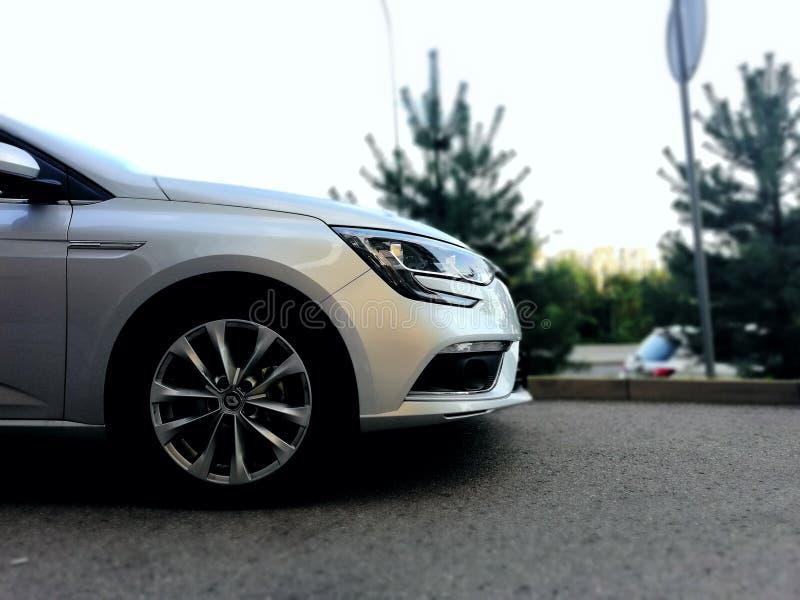 Renault Megane immagine stock