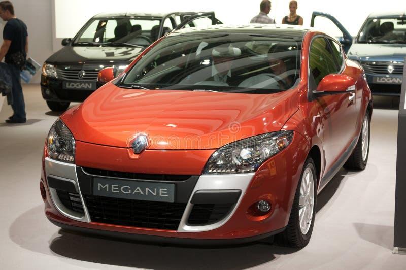 Renault Megane zdjęcie stock