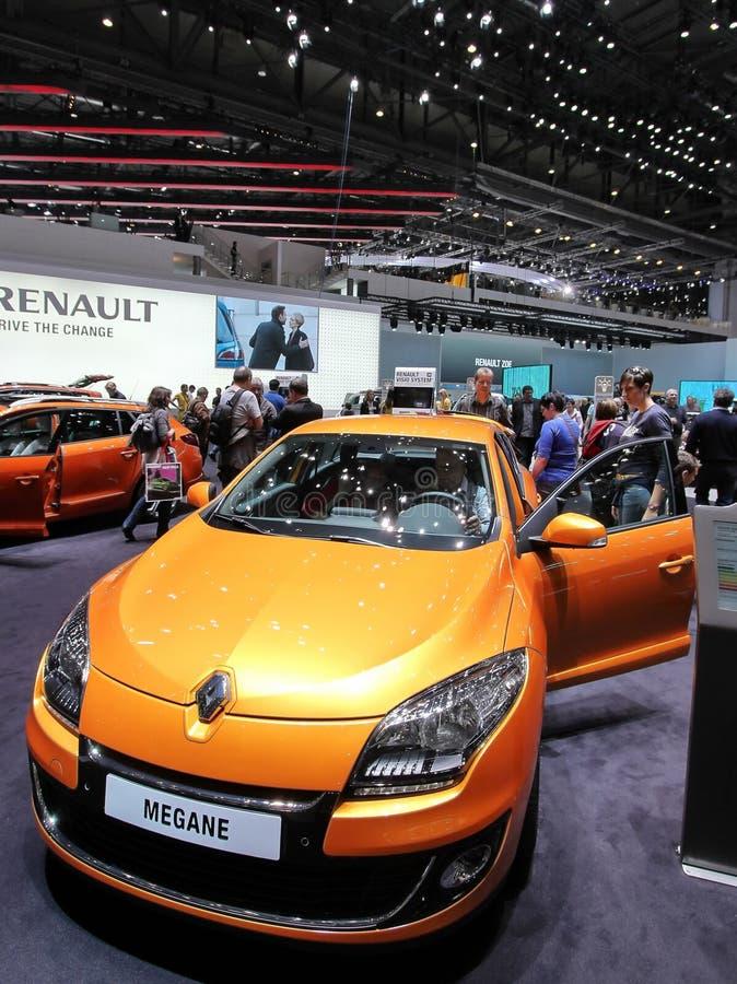 Renault Megane Editorial Photo