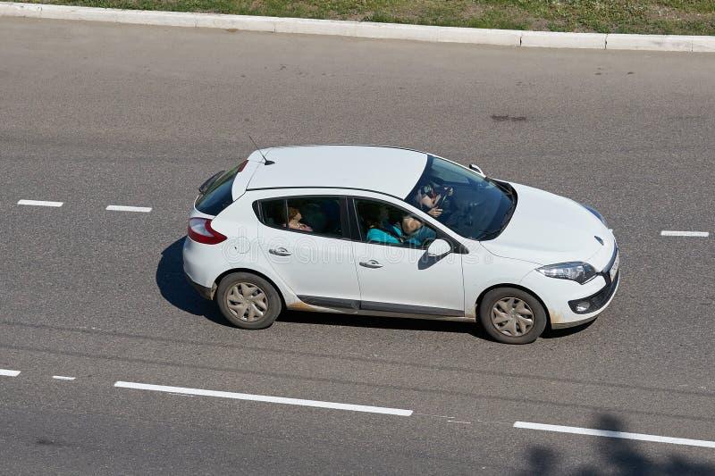 Renault Megane stockfoto