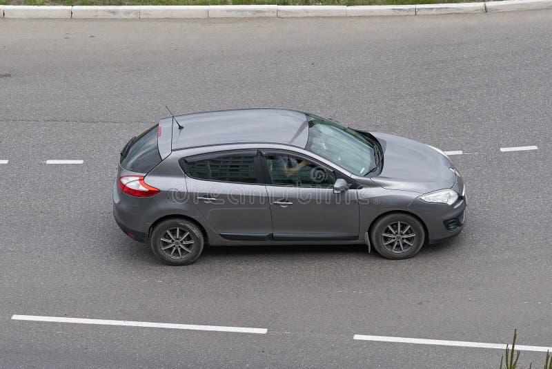Renault Megane stockfotografie