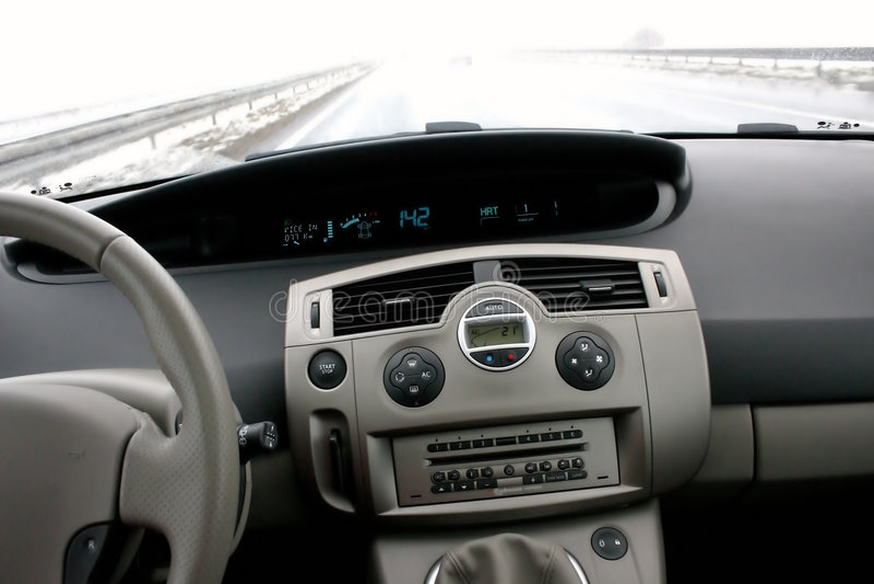 Download Renault Sceniczny Highway Ii Obraz Stock - Obraz: 32979