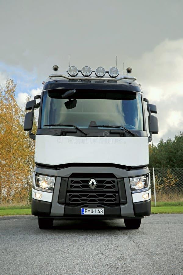 Renault Truck Tractor T lizenzfreie stockfotografie
