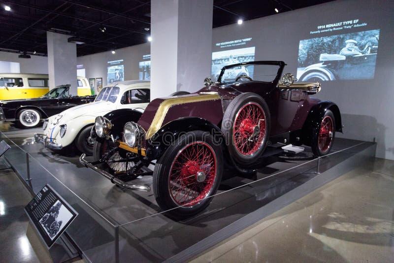 Renault Type 1914 EF fotografía de archivo