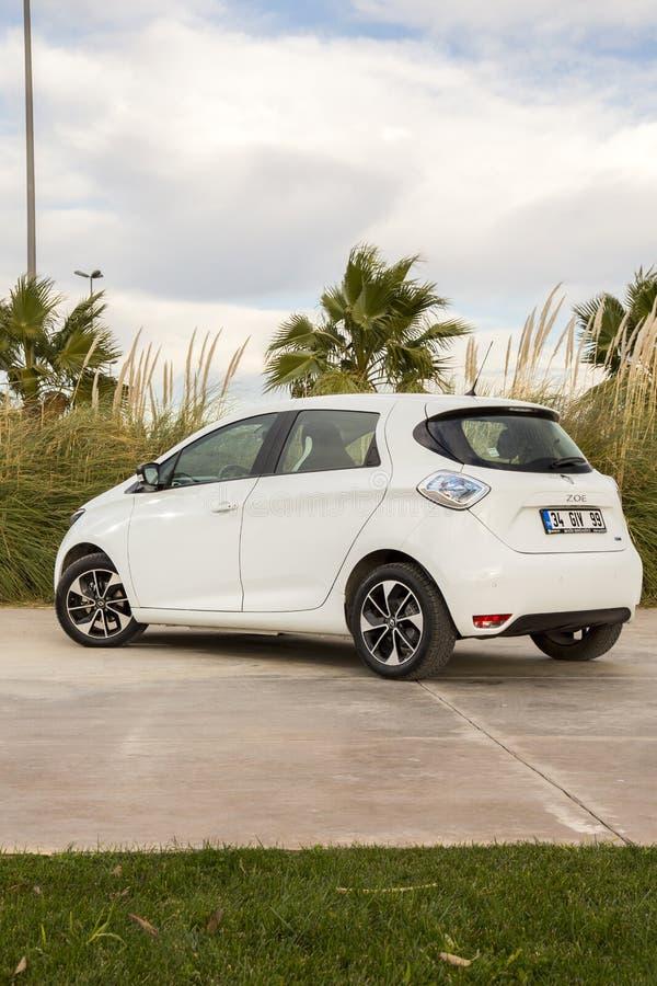 Renault Zoe photos libres de droits
