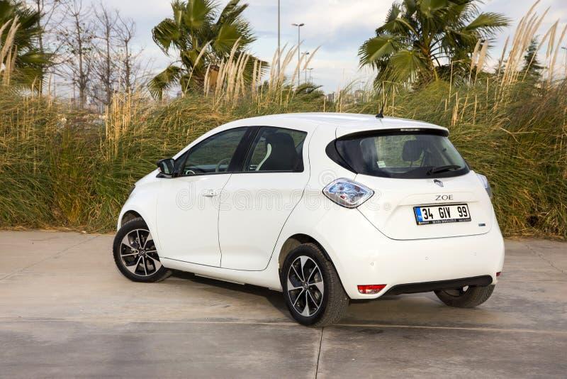 Renault Zoe image stock