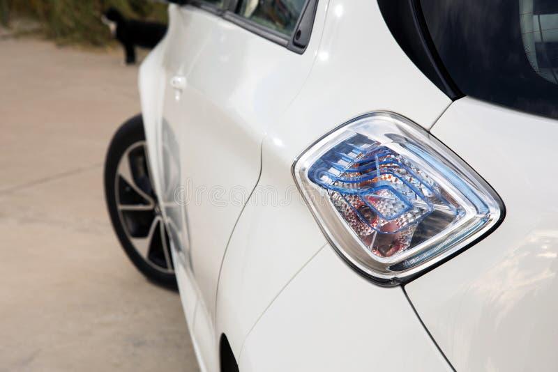 Renault Zoe photographie stock libre de droits