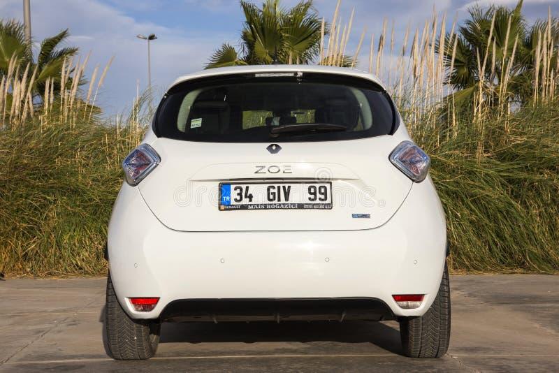 Renault Zoe images libres de droits