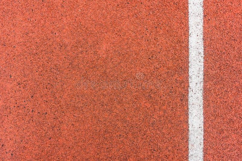 Renbaan voor atletiek royalty-vrije stock fotografie