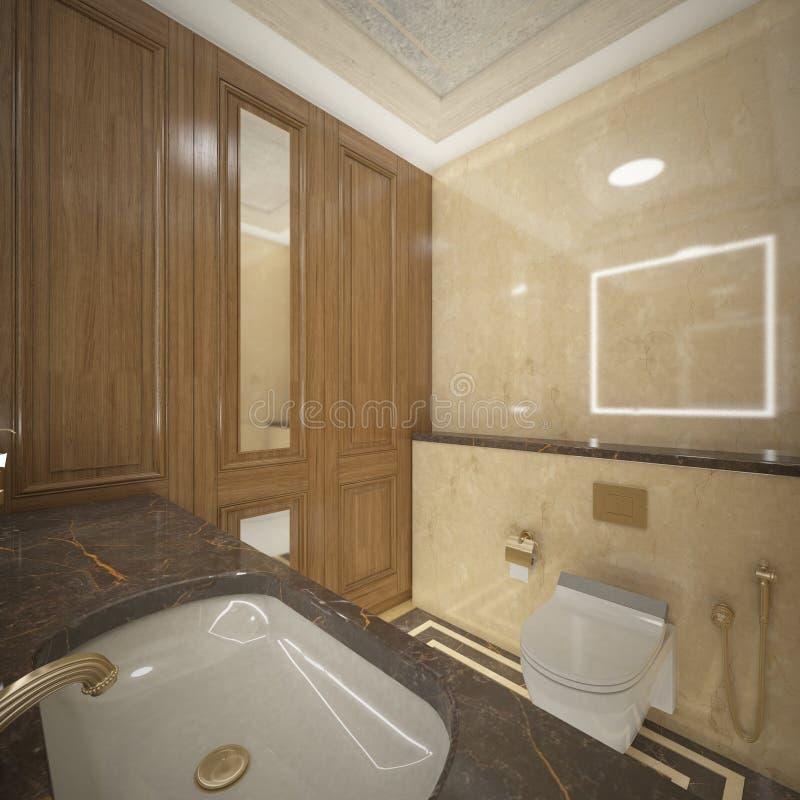 Renda do toalete luxuoso fotografia de stock royalty free