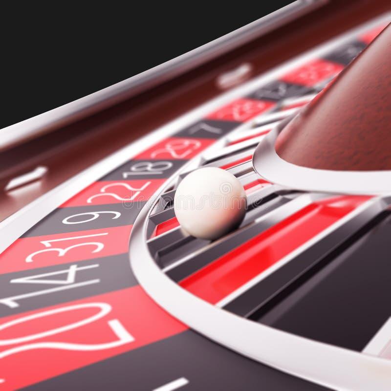 Download Renda O Fim Da Roleta Do Casino Acima Ilustração Stock - Ilustração de afortunado, casino: 65577609