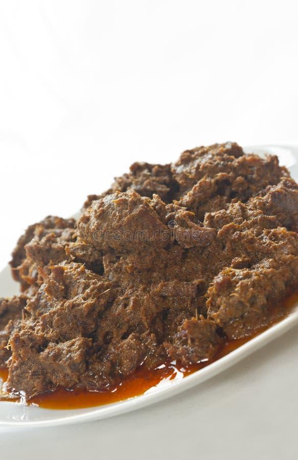 Download Rendang: Indonesian Traditional Dish Royalty Free Stock Image - Image: 24876836