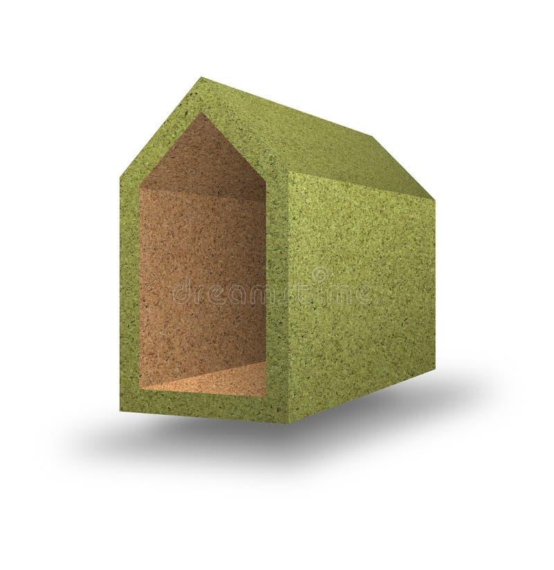 Rendement énergétique - image de concept illustration stock