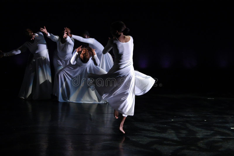 Rendement 1 de danse moderne
